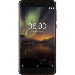 Nokia 6.1 32GB Single Sim 2018 Edition in Black Copper