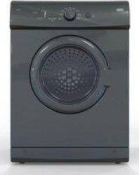 Defy 5KG Manhattan Grey Air Vented Dryer - DTD230