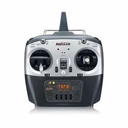 RadioLink T8FB 8 Channels Rc Radio And Receiver R8EF 2.4GHZ Dual Stick Controller Sbus ppm pwm For Rc Airplane Boat Car Robot An