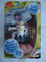 Jakks Pacific Spongebob Squarepants Bikini Bottom Sandy Cheeks Figure