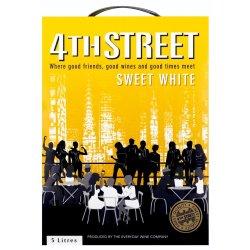 4TH Street - Sweet White Wine 5L