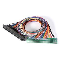 XCSOURCE Extension Wiring Harness Diy Extend 28PIN Cable For Jamma Arcade  Machine Video Game Cabinet AC710 | R710 00 | Handheld Electronics |
