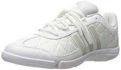Adidas Women's Triple Cheer Cross-trainer Shoes White sharp Light Grey 7.5 M Us