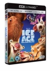 Ice Age: Collision Course 4K Ultra HD + Blu-ray