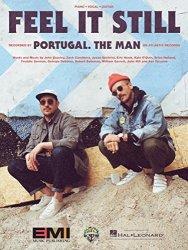 Hal Leonard Portugal. The Man - Feel It Still - Sheet Music Single