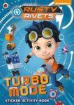Nickelodeon Rusty Rivets: Turbo Mode - Sticker Activity Book