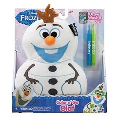 The Bridge Direct Color N' Go Frozen: Olaf Inkoos
