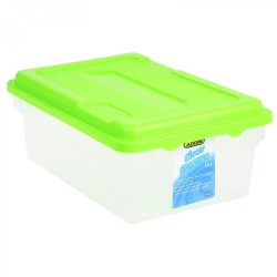 Addis 11l Storage Box Clear