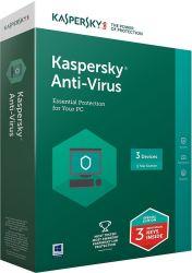 Kaspersky Anti-vir 2USER 2018
