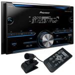 Pioneer FH-S501BT Double Din Cd Receiver With Improved Pioneer Arc App Compatibility Mixtrax Built-in Bluetooth FHS501BT