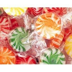 Quality Candy Starlight Mints Candy - Assorted 5LB Bag