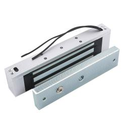 Intop Access Control Electric Magnetic Door Lock 180KG 350LB 12V Electric Lock Holding Force