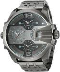 Diesel Men's 'uber Chief' Quartz Stainless Steel Casual Watch Color:grey Model: DZ7372