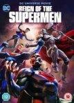 Reign Of The Supermen DVD
