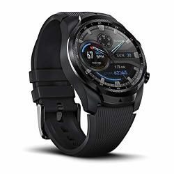 Ticwatch Pro 4G LTE Cellular Smartwatch Gps Nfc Wear Os By Google Android Health And Fitness Calls Notifications Music Swim Sleep Tracking Heart Rate