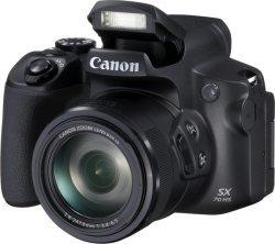 Canon Powershot SX70 Hs Digital Camera +