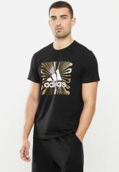 Adidas Performance Extmo Fl T-Shirt - Black