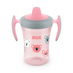 Nuk Trainer Cup 230ML - Pink