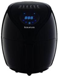 Taurus - Air Fryer With Timer Digital - Black 1400W Fredigora Aire 2.6 Litre