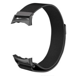 Milanese Band For Samsung Gear FIT2 Pro FIT2 Size: M l - Black