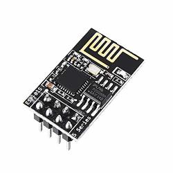 Ffzhushengmy Electronics Module Parts ESP-01S ESP8266 Serial To Wifi Module Radio Transparent Transmission Industrial Grade Impertinent Home Internet Of Things Iot