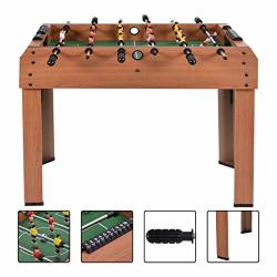 "37"" Foosball Table Game Soccer Arcade Football Sports Indooor Boy"