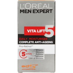 L'oreal Men Expert Me Hydra Energetic Daily Moisturiser 50ML