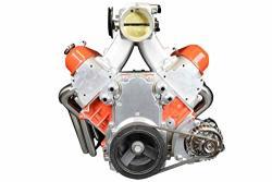 Ict Billet LS1 Camaro Alternator Only Bracket Low Mount Lsx Electric Water Pump Ls Billet 551512-2