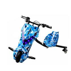 Sceedo 360 Electric Tricycle - Camouflage Retail Box 1 Year Limit Warranty