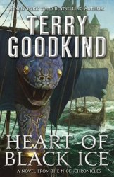 Heart Of Black Ice - Terry Goodkind Hardcover