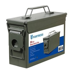 Fortress 30 Caliber Ammo Can 30 Cal
