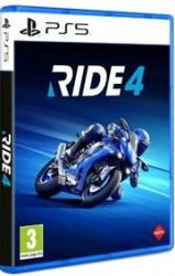 Playstation 5 Game - Ride 4 Retail Box No Warranty On Software