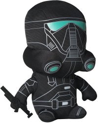 Flat River Group Comic Images Super Deformed Rogue One Death Trooper Plush Toy