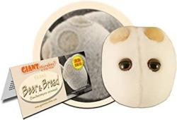 USA Giant Microbes Beer And Bread Plush