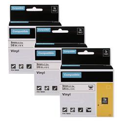 f2b3564f5a92 Fimax Compatible Dymo Rhino 18484 Industrial Permanent Labels For Dymo  Labelwriter And Industrial Label Makers Black On White 3   R805.00    Handheld ...