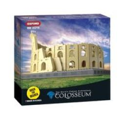 Oxford Toys Oxford Building Blocks - Colosseum