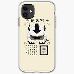 Aang Lost Sky Bison Avatar Appa Air Airbender The Last Phone Case For Iphone 11 Iphone 11 Pro Iphone Xr Iphone 7 8 Se 2020