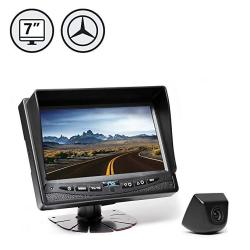Backup Camera System For Mercedes-benz Metris Cargo Vans By Rear View Safety