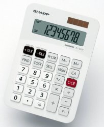 Sharp EL330AB Mini-Desk Calculator