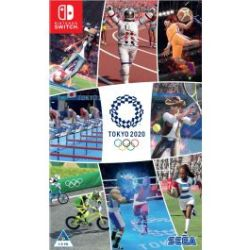 Sega Olympic Games Tokyo 2020 The Official Video Game Ns