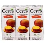 Ceres - Fruit Juice Mango Carton 6 X 200ML