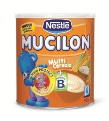 Nestl Mucilon - Multi Cereais + Probi Tico B Em P Apartir De 6 Meses