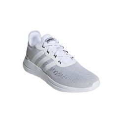 Adidas Men's Lite Racer Rbn 2.0 Running Shoes - White black