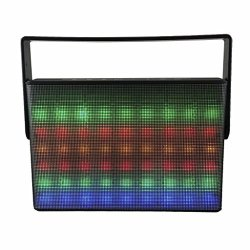 MyNetDeals LED Colorful Lights Wireless Bluetooth Speaker For Blackberry Aurora Q10 Z10 DTEK50 Priv Leap Classic Z30 Aristo 9720 Q5 Black