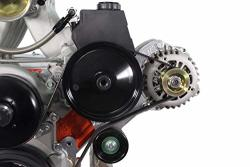 High Mount Truck Spacing LS1 Power Steering Alternator Bracket Kit 551577-3 LM7 LR4 LQ4 LS6 L59 LQ9 LM4 L33 LS2 LH6 L92 L76 LY2