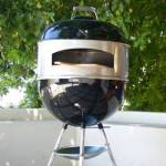 KettleCADDY Braai Pizza Oven with Pizza Stone & Paddle