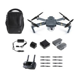 DJI Mavic Pro Flymore Combo Refurbished By With Original Packaging With Full 12 Month Free Support & And Warranty