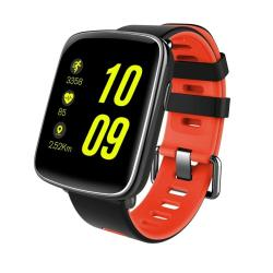 GV68 Touch Screen Bluetooth Smart Bracelet IP68 Waterproof Support Heart Rate Monitor Pedometer Bluetooth Call Calls Remind Sleep Monitor