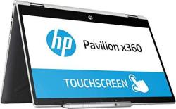 2019 Premium Flagship Hp Pavilion X360 14 Inch HD 2-IN-1 Laptop Computer Intel Core I3-8130U 2.2GHZ Up To 3.4GHZ 8GB RAM 128GB S