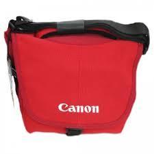 Canon 2581V449 KA Camera Bag Red